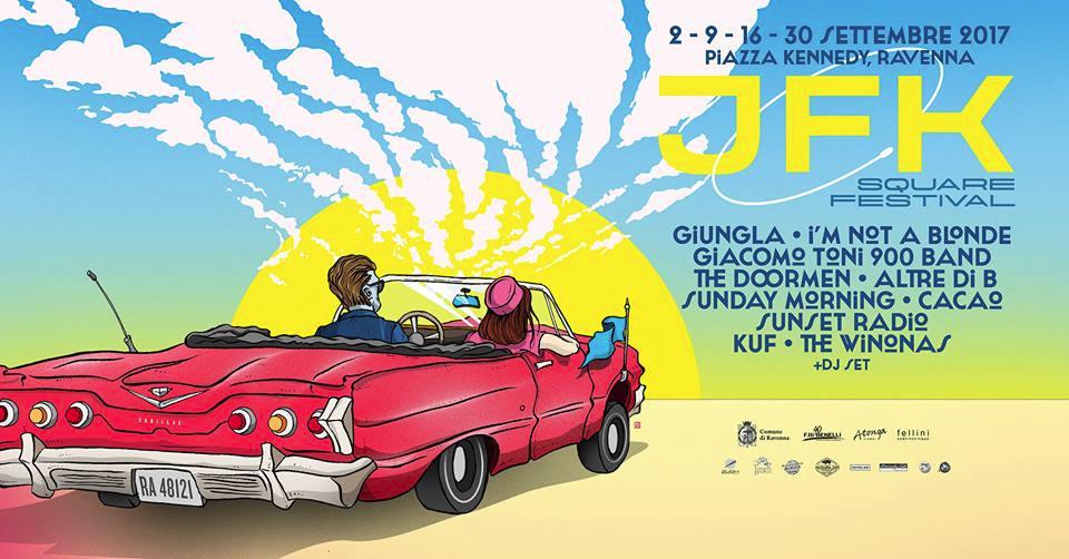 Jfk Square Festival