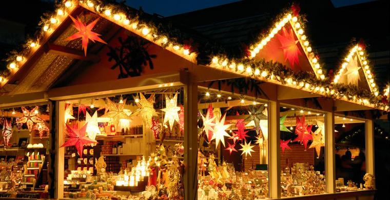 Christmas in Ravenna: Mercatini di Natale 2017