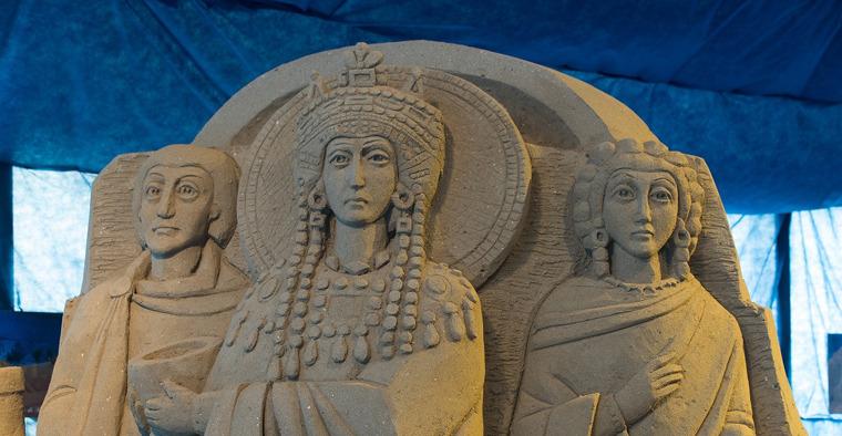 Il presepe di Marina di Ravenna compie 10 anni