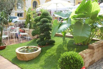 Vivi romagna eventi giardini terrazzi ravenna centro for Giardini e terrazzi