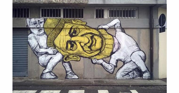 TERRENA: Dal Museo al Paesaggio – Street Art