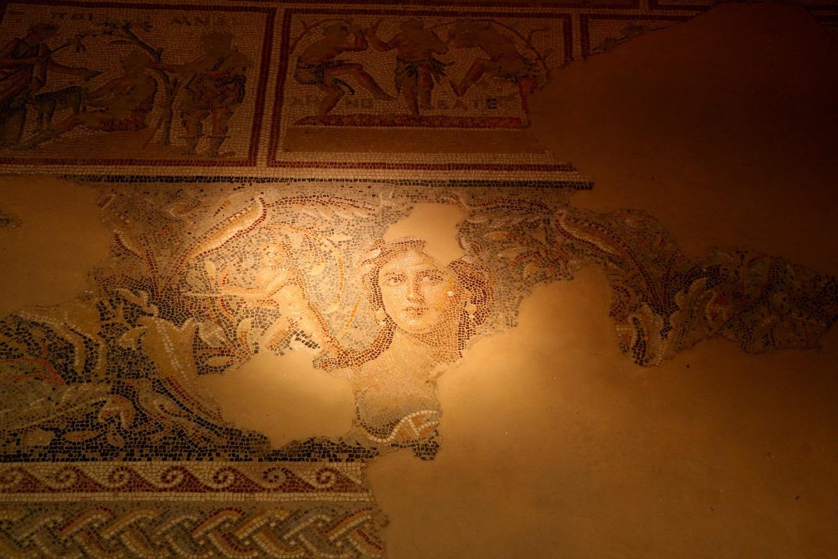Mosaico di Notte