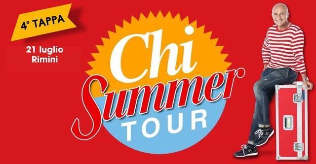 Chi Summer Tour