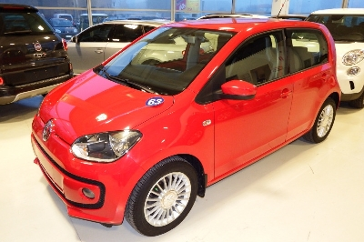 Presentazionde Volkswagen EcoUP High 5 porte TEST DRIVE