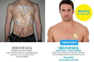 Holter ECG - NOVITA'
