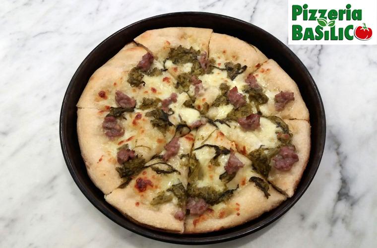 La vera pizza al tegamino Torinese a Ravenna