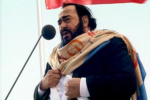 La battaglia per il patrimonio - Luciano Pavarotti