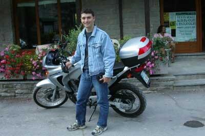 In Moto a Fiumicello
