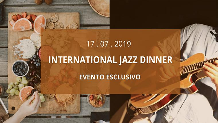 International Jazz Dinner - Evento Esclusivo