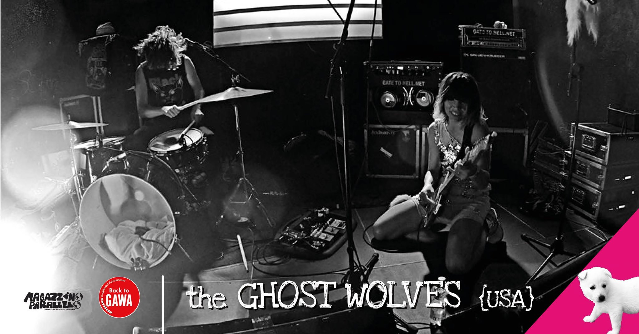 The Ghost Wolves - USA