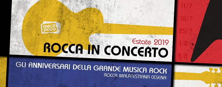 Rocca in Concerto - Estate 2019