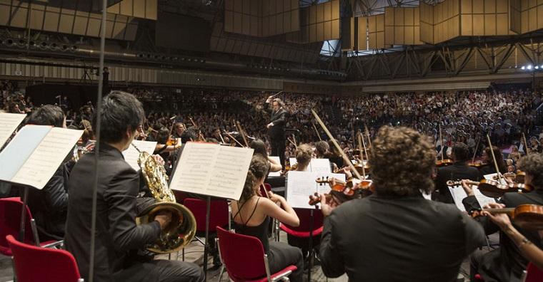 Nona Sinfonia - Riccardo Muti - Le Vie dell'Amicizia