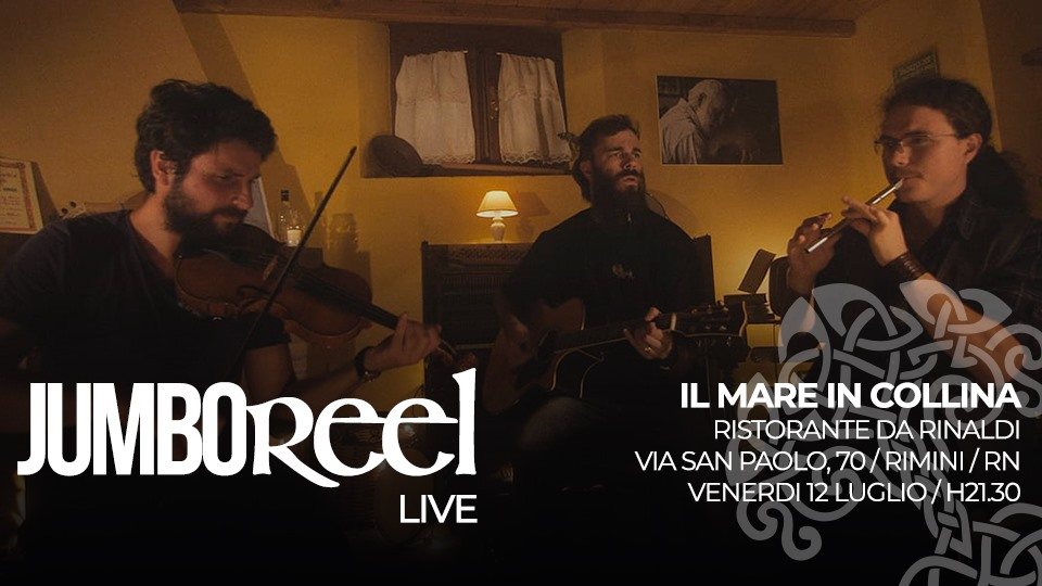 Jumboreel live at Il Mare in Collina