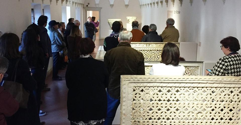 La Tarda Antichità attraverso le sale del Museo Nazionale