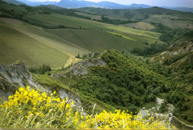 Rocca di Riolo – Grotta del Re Tiberio