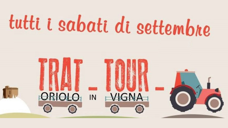 Vendemmia on the road a Oriolo dei Fichi con il Trat-Tour