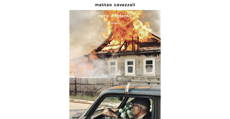 Matteo Cavezzali presenta Nero d'inferno