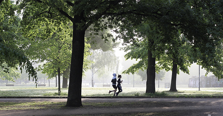 Ravenna Darsena Running