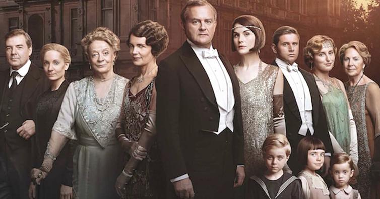 """""""Downton Abbey"""" in lingua originale sul grande schermo"""