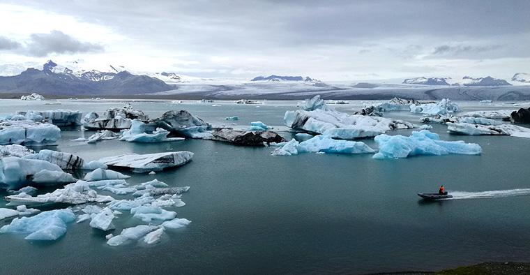 All'Artico fa caldo