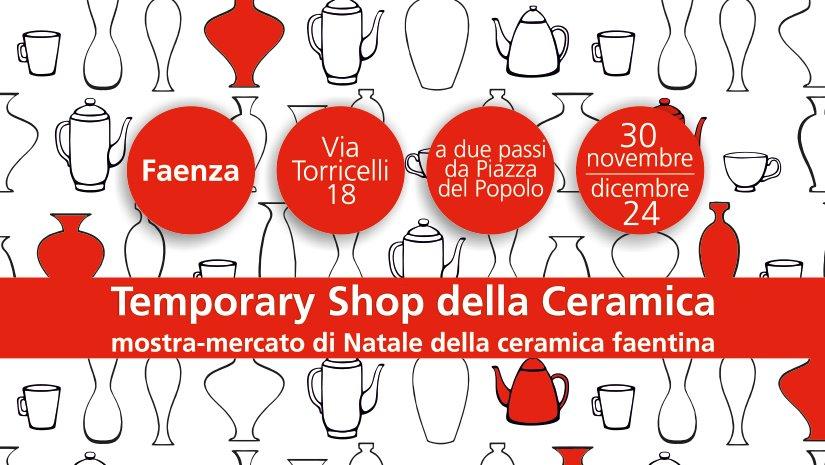 Temporary Shop della Ceramica