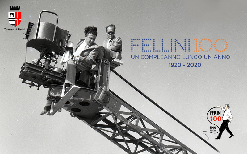 Fellini 100. Genio immortale