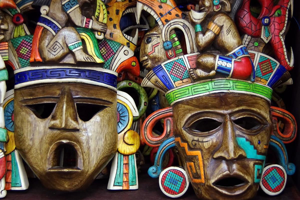 """""""Atzechi, Maya, Inca"""""""