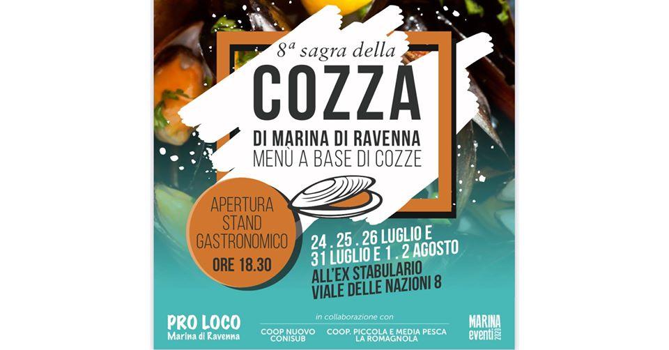 8ª Sagra della Cozza di Marina di Ravenna