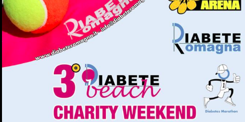 Diabete Beach Charity Weekend