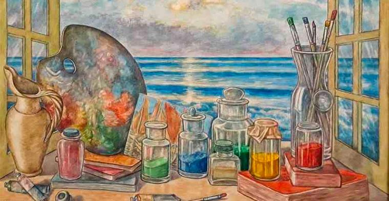 Il mio preferito: le opere di Werther Morigi