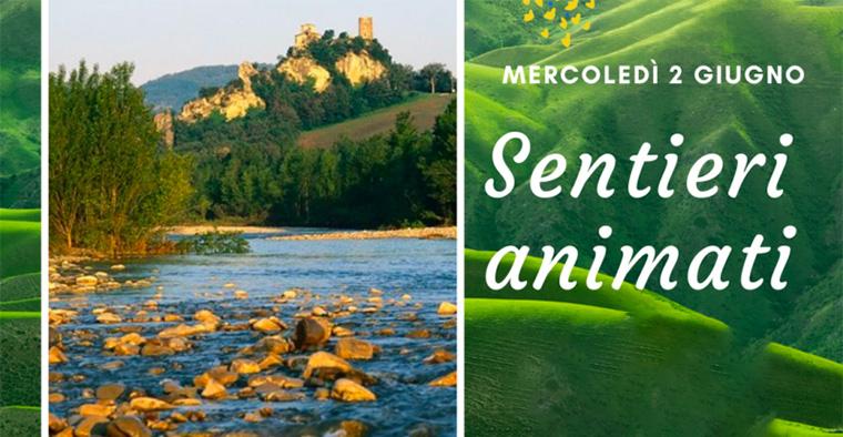 Sentieri animati: tra le storiche signorie dei Montefeltro e dei Malatesta