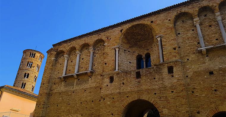 Visita guidata al Palazzo di Teodorico