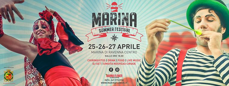 Marina Summer Festival