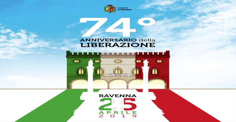 74° anniversario della liberazione